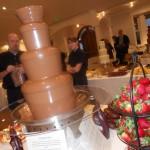 34 inch chocolate fountain