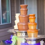 chocolate fountain in Orem