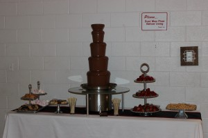 Chocolate fountains for all occasions