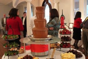 Chocolate fountains rental