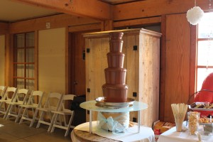 Murray Chocolate Fountain