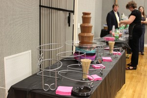 Utah chocolate fountain rental