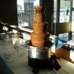 Deluxe chocolate fountain package