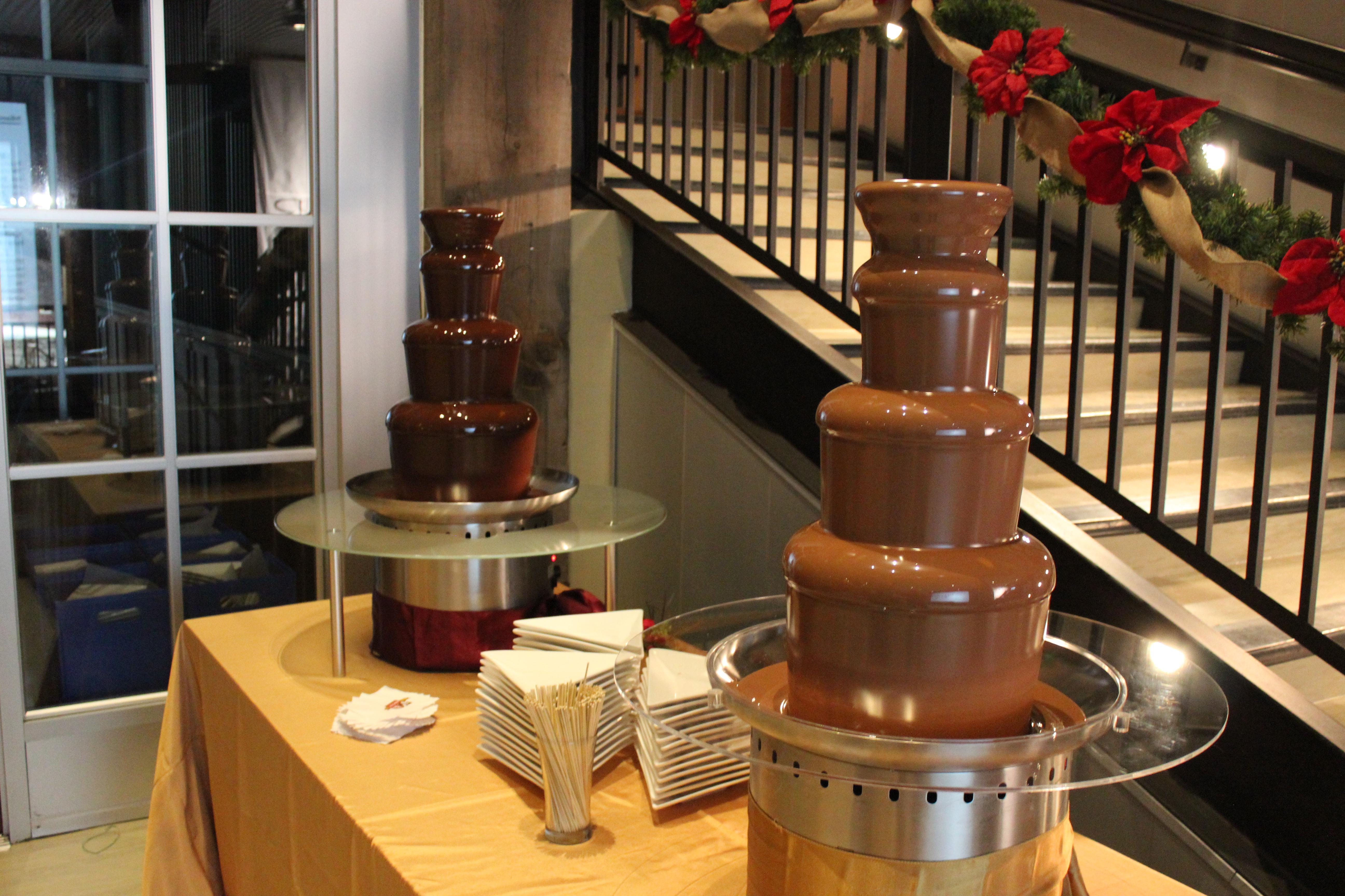 Park City Chocolate Fountains