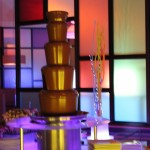 Pinacle chocolate fountain package