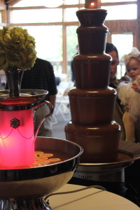 chocolate fountain rental in Midway