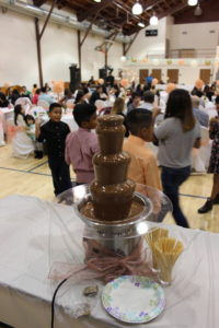Utah Chocolate Fountain